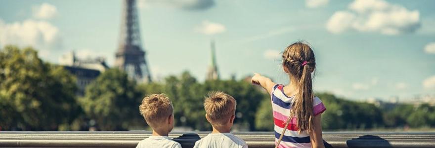10 activités en famille à Paris
